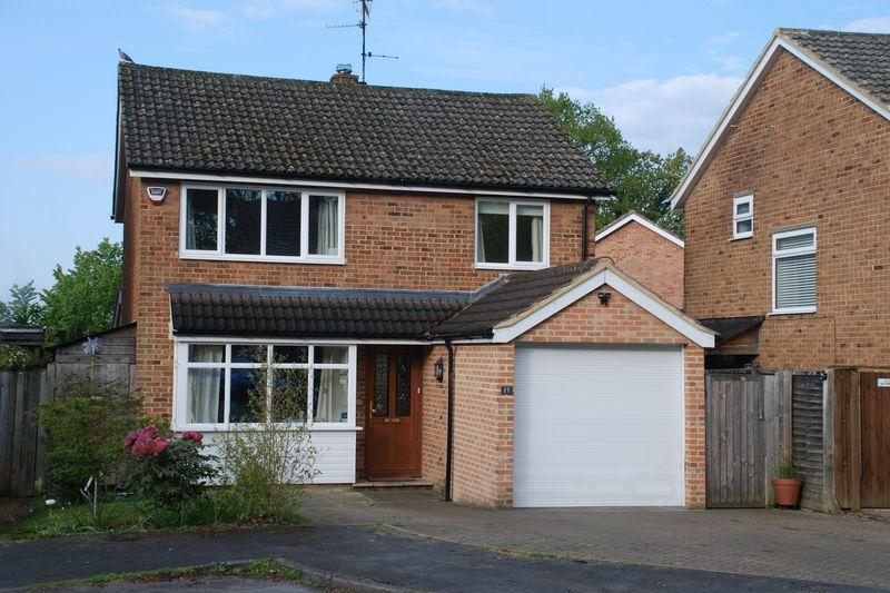 3 Bedrooms Detached House for sale in The Marts, Horsham