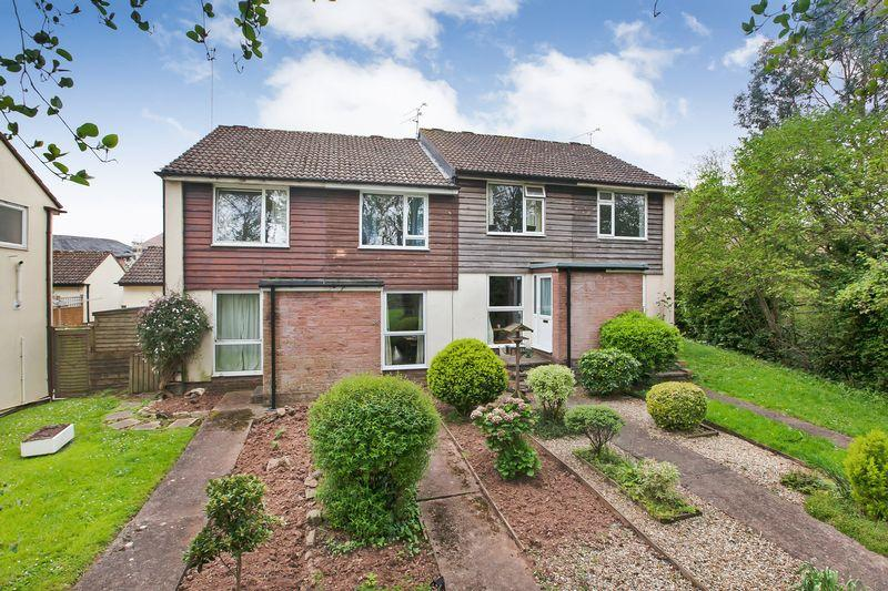2 Bedrooms Semi Detached House for sale in Millers Way, Bishops Lydeard, Taunton