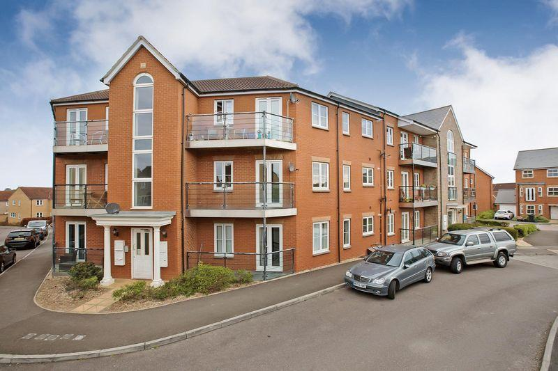 2 Bedrooms Flat for sale in Sandalwood Ride, Stockmoor, Bridgwater