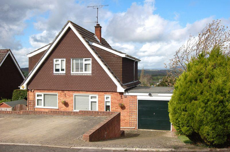 4 Bedrooms Detached House for sale in Prospect Road, Monmouth