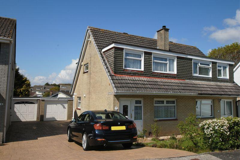 3 Bedrooms Semi Detached House for sale in Killigrew Avenue, Saltash