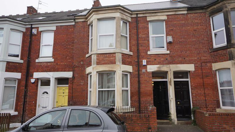 2 Bedrooms Apartment Flat for sale in KING JOHN TERRACE Heaton