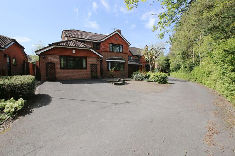 4 Bedrooms Detached House for sale in Tower View, Penwortham
