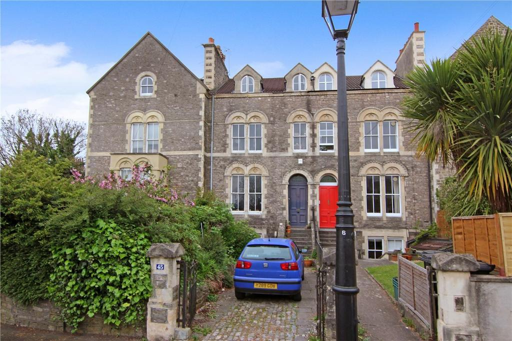 4 Bedrooms Terraced House for sale in Elliston Road, Redland, Bristol, BS6