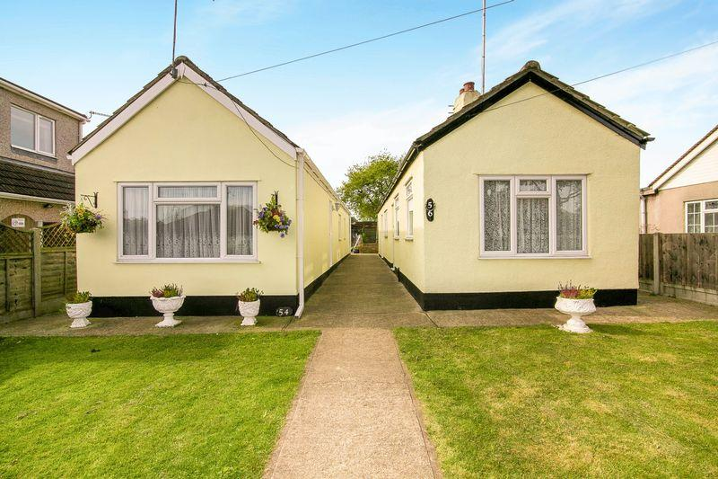 1 Bedroom Detached Bungalow for sale in Woodcutters Avenue, Leigh-On-Sea