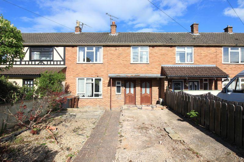3 Bedrooms Terraced House for sale in College Road, Oswestry