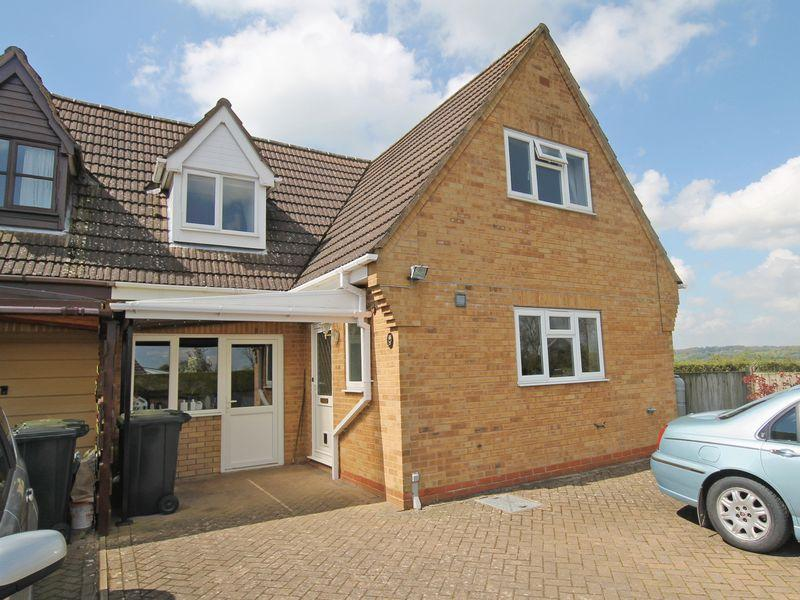 3 Bedrooms Semi Detached House for sale in BROMYARD