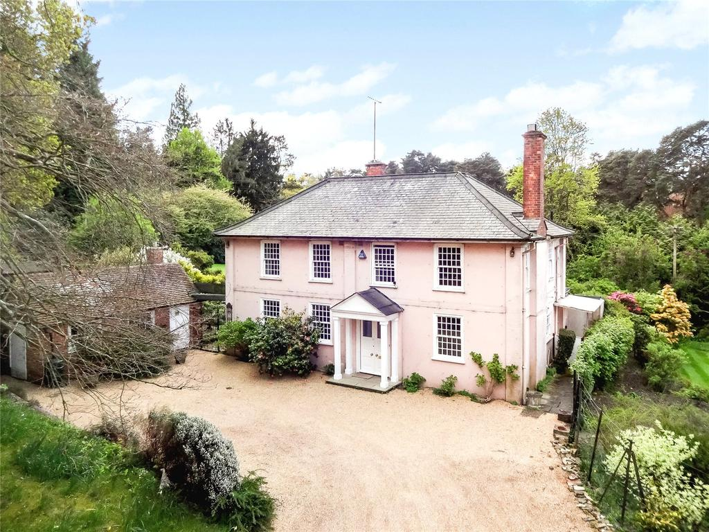 4 Bedrooms Detached House for sale in Sunningdale, Ascot, Berkshire