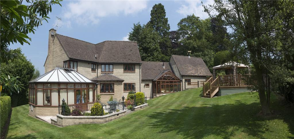 4 Bedrooms Detached House for sale in Moor Court, Minchinhampton Common, Nailsworth, Gloucestershire, GL5