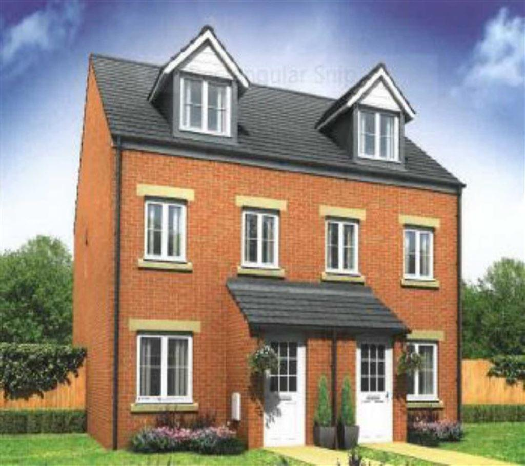 3 Bedrooms Terraced House for sale in 10 Pikeman Avenue, Shrewsbury, Shropshire