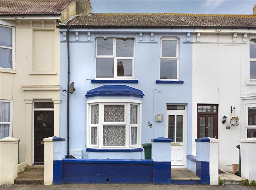 3 Bedrooms Terraced House for sale in Abinger Road, Portslade