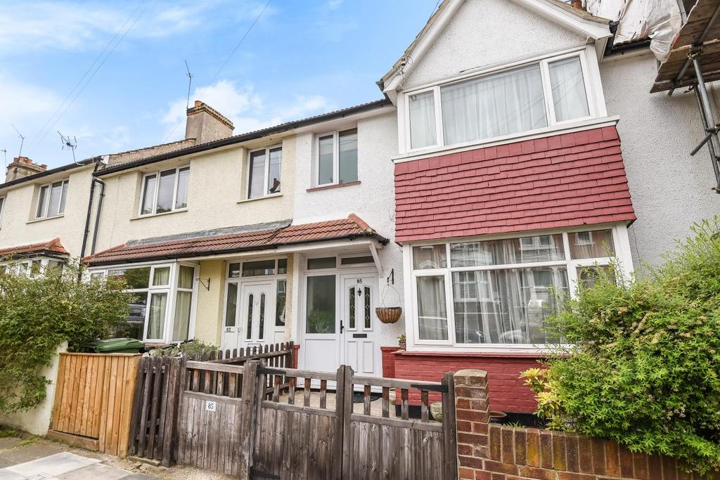 3 Bedrooms Terraced House for sale in Embleton Road, Lewisham, SE13