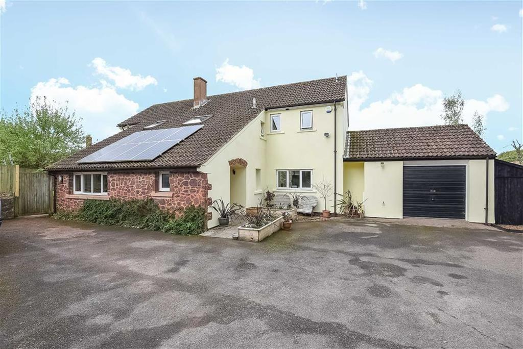 4 Bedrooms Detached House for sale in Vellow Road, Stogumber, Taunton, Somerset, TA4