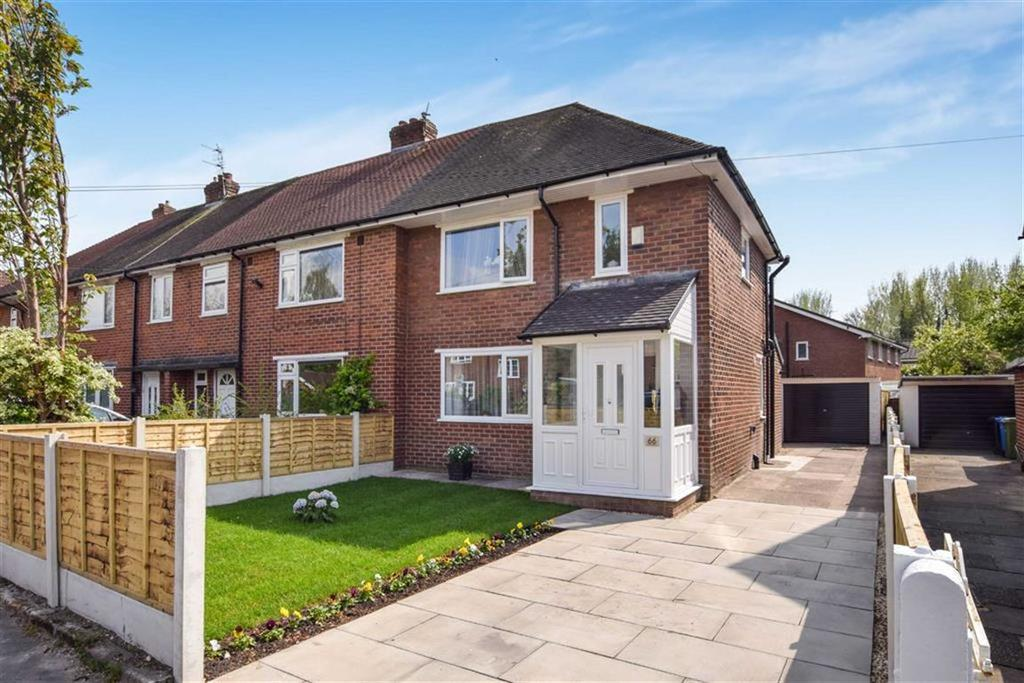 3 Bedrooms End Of Terrace House for sale in Fairywell Road, Timperley, Cheshire, WA15