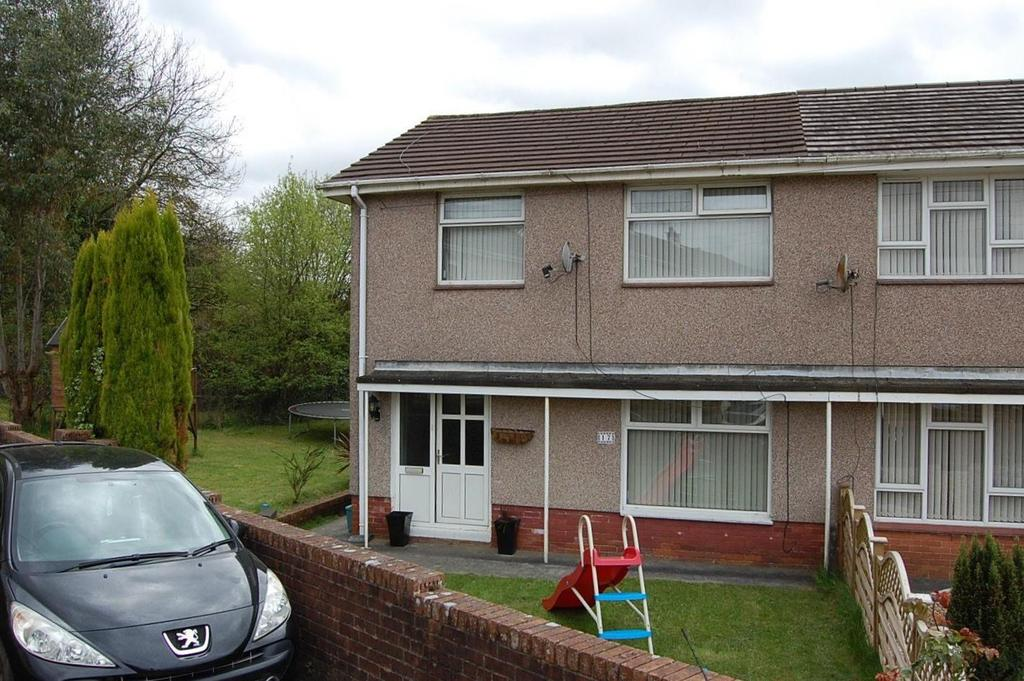 3 Bedrooms Semi Detached House for sale in Maes Y Glyn, Lower Brynamman, Ammanford