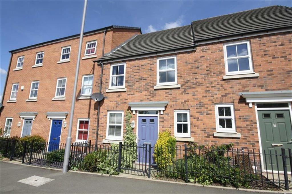3 Bedrooms Terraced House for sale in Brights Road, Camp Hill, Nuneaton