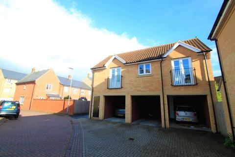 2 bedroom maisonette to rent - Kirk Way, Colchester, Essex, CO4