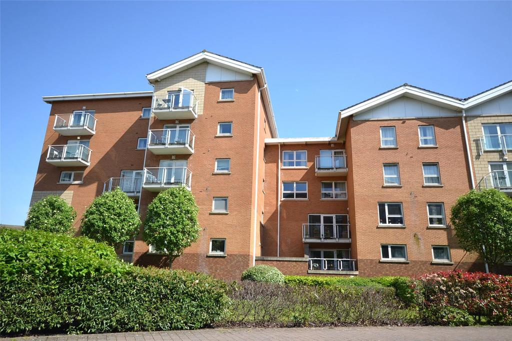 2 Bedrooms Apartment Flat for sale in Lynton Court, Chandlery Way, Century Wharf,, Cardiff, CF10