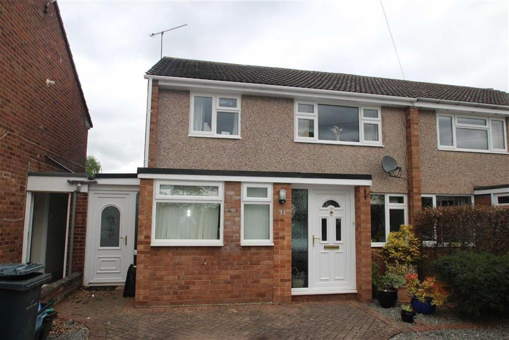 3 Bedrooms Semi Detached House for sale in Preston Street, Shrewsbury