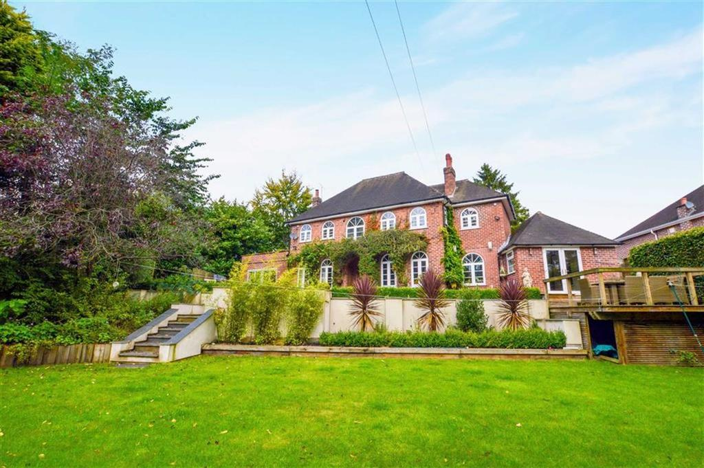 4 Bedrooms Detached House for sale in Heald Close, Bowdon, Cheshire, WA14