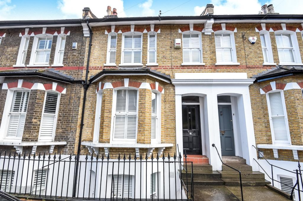 2 Bedrooms Terraced House for sale in Southvale Road London SE3