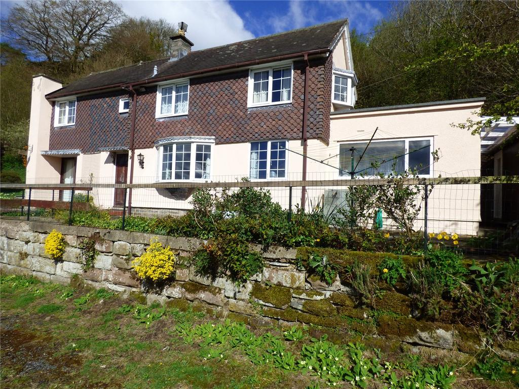 3 Bedrooms Detached House for sale in Bwlch-y-Plain, Knighton, Powys