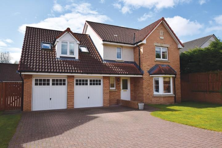 4 Bedrooms Detached House for sale in 7 Cortmalaw Loan, Robroyston, G33 1TL