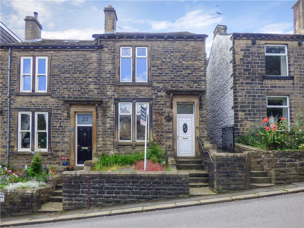 2 Bedrooms Terraced House for sale in Bridgehouse Lane, Haworth, Keighley, West Yorkshire
