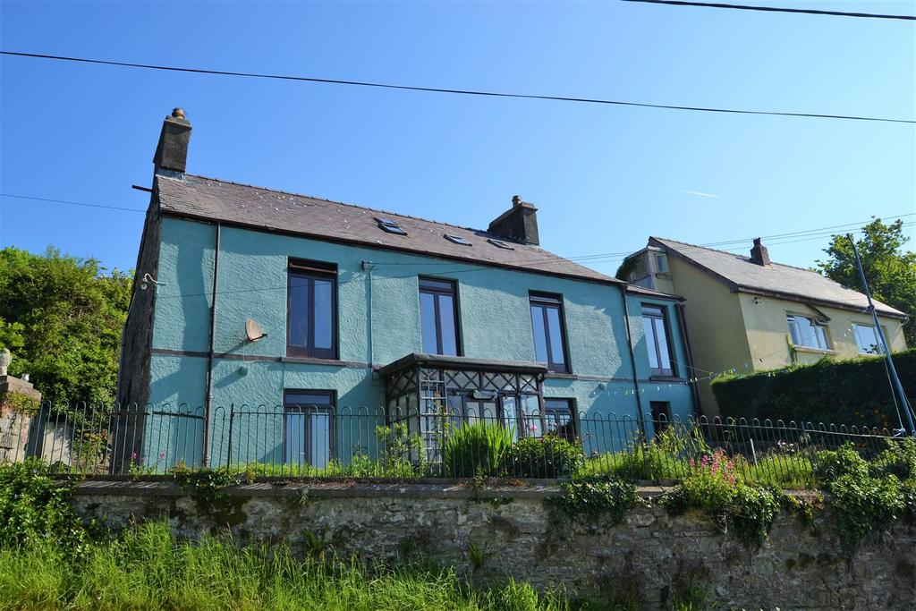 6 Bedrooms Detached House for sale in Pendine
