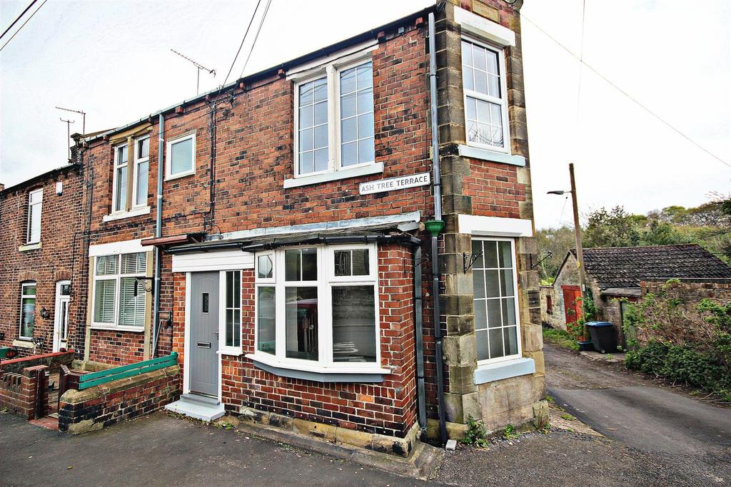 2 Bedrooms End Of Terrace House for sale in Ashtree terrace, Holmside, Edmondsley, Durham