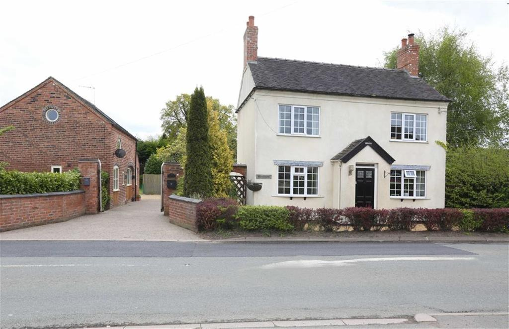 3 Bedrooms Detached House for sale in Cheshire Street, Audlem Crewe, Cheshire