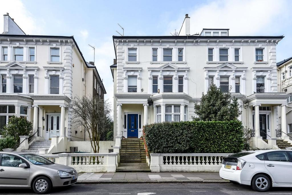 3 Bedrooms Flat for sale in Belsize Park, Belsize Park