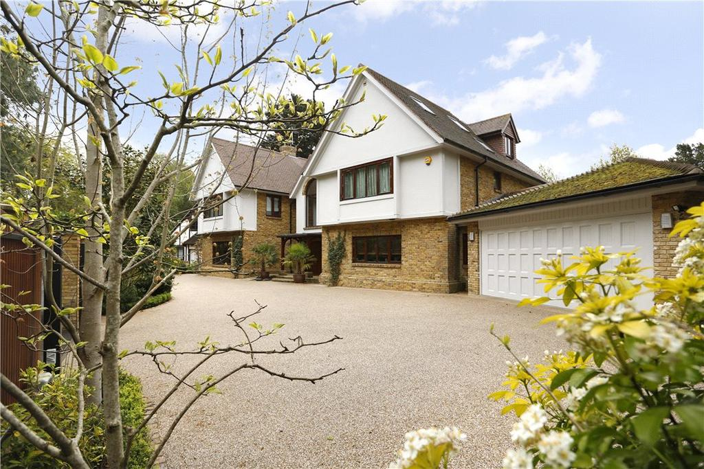 9 Bedrooms Detached House for sale in Warren Park, Kingston upon Thames, KT2