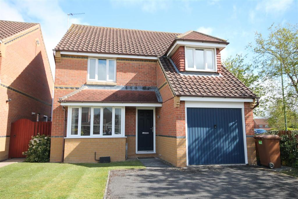 3 Bedrooms Detached House for sale in Temple Way, Newton Aycliffe