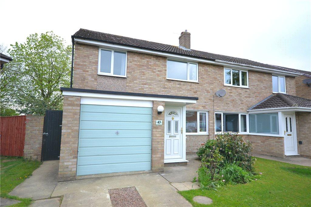 3 Bedrooms Semi Detached House for sale in Riverslea, Stokesley, North Yorkshire