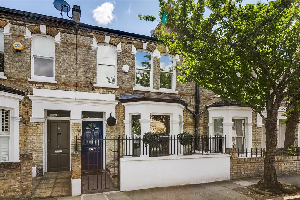 5 Bedrooms Terraced House for sale in Letterstone Road, Fulham, London