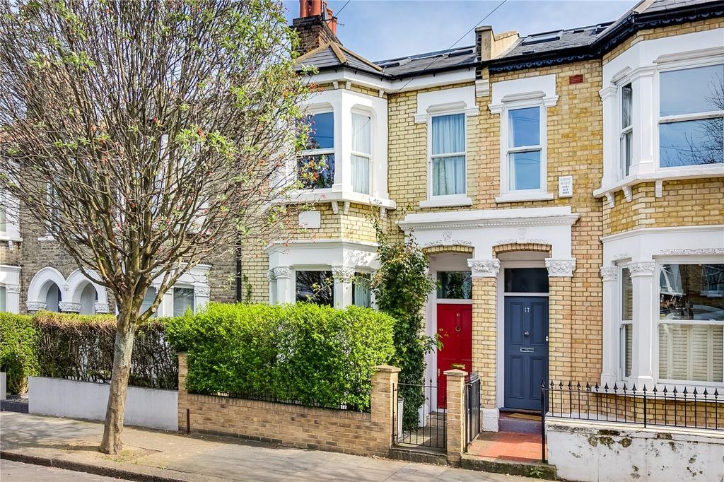 4 Bedrooms Terraced House for sale in Eccles Road, Battersea, London