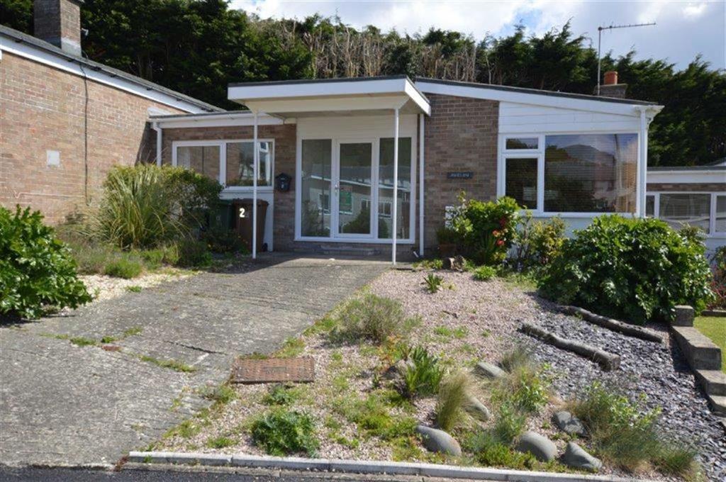 2 Bedrooms Semi Detached Bungalow for sale in 2, Treflan, Aberdyfi, Gwynedd, LL35