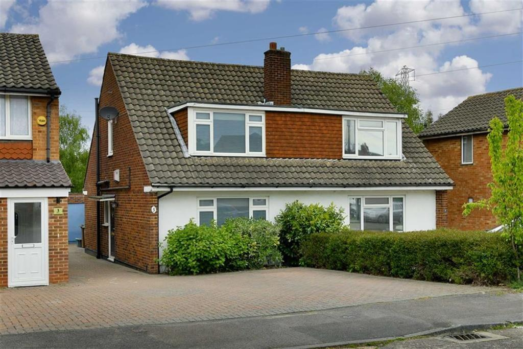 3 Bedrooms Semi Detached House for sale in Iris Road, Epsom, Surrey