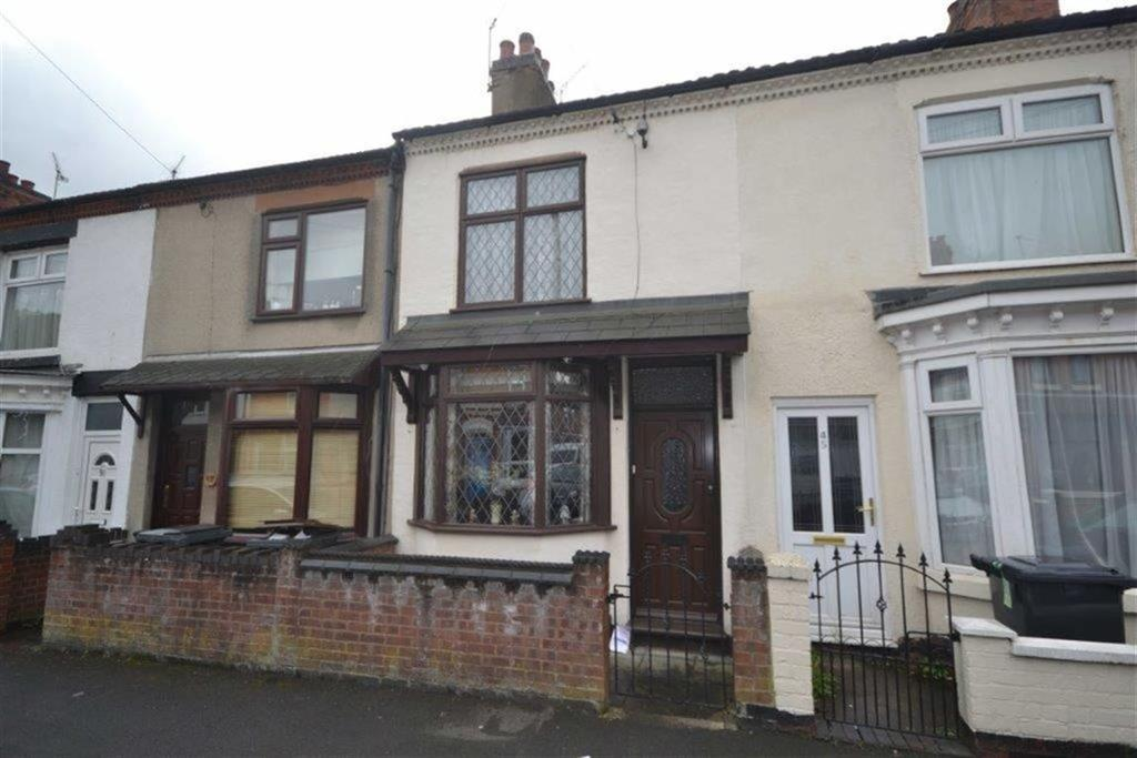 3 Bedrooms Terraced House for sale in William Street, Attleborough, Nuneaton