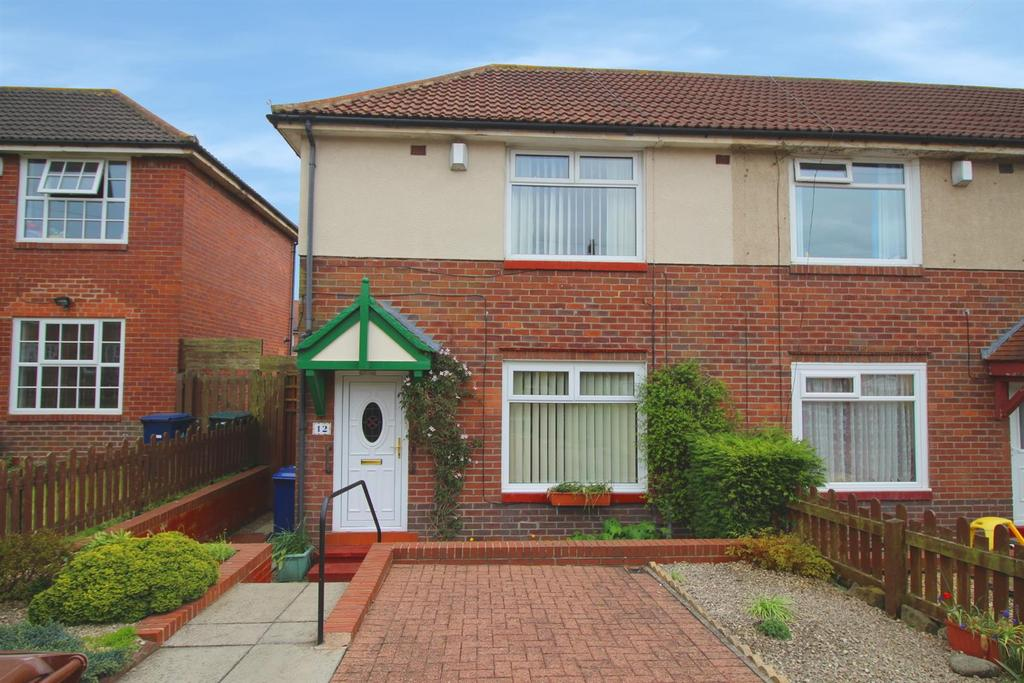 2 Bedrooms Semi Detached House for sale in Heathfield Cresent, Cowgate, Newcastle Upon Tyne