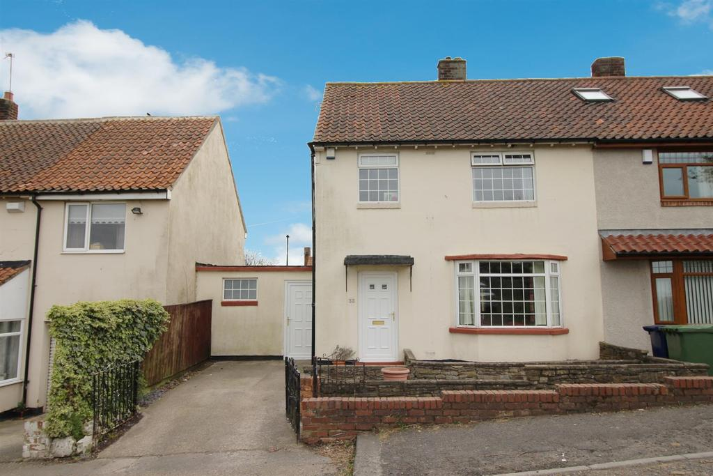 3 Bedrooms Semi Detached House for sale in Bedale Green, Kenton, Newcastle Upon Tyne