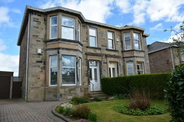 3 Bedrooms Semi-detached Villa House for sale in 68 Buchanan Drive, Cambuslang, Glasgow, G72 8BA