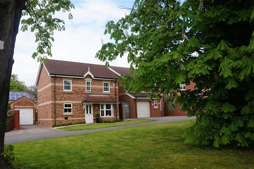 4 Bedrooms Detached House for sale in Western Gailes Way, East Hull, Hull, East Yorkshire, HU8