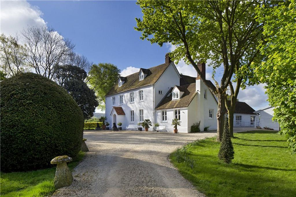 7 Bedrooms Detached House for sale in Weston Road, Lewknor, Watlington, OX49
