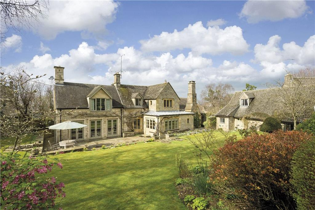 6 Bedrooms Detached House for sale in Great Rissington, Cheltenham, GL54