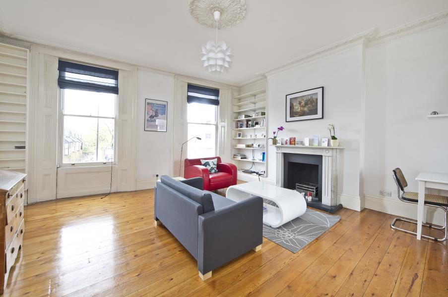 4 Bedrooms Flat for sale in Golborne Road, North Kensington W10