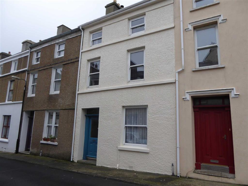 4 Bedrooms Terraced House for sale in Mona Street, Peel, Isle of Man