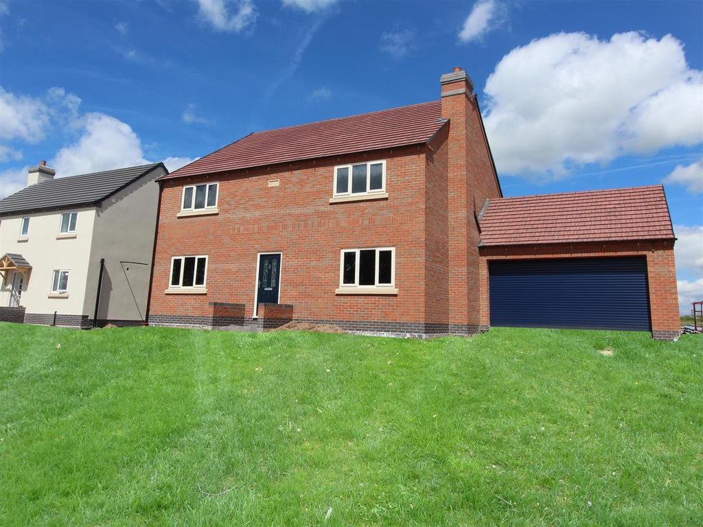 5 Bedrooms Detached House for sale in The Meadows, Ash Parva, Whitchurch