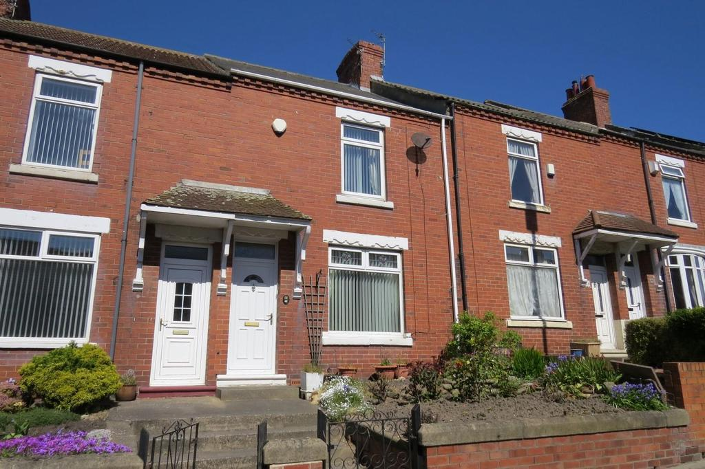2 Bedrooms Terraced House for sale in North Seaton Road, Newbiggin-By-The-Sea
